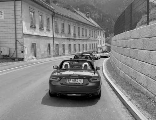 Italienisches Autotreffen Friedauwerk